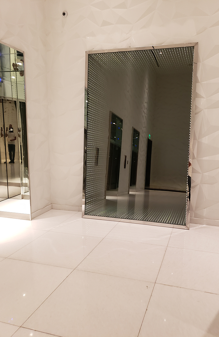 Custom Mirrors in Hialeah, FL - Infinity Mirror